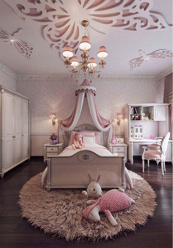 Magical Bedroom Ideas – Twinkle Pink